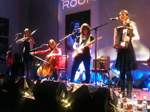Emily Barker & The Red Clay Halo, RAH, 27 October 2011