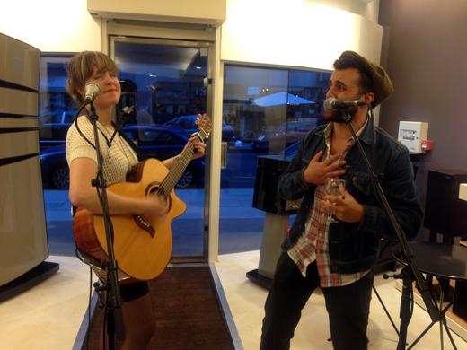 Em and Dom