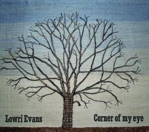 "Lowri Evans ""Corner Of My Eye"""