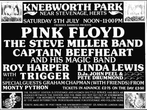 Knebworth75_poster