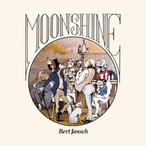 Bert Jansch - Moonshine cover