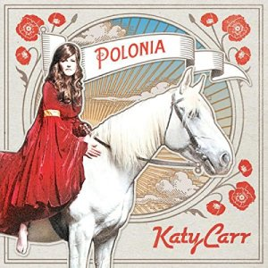 Cover of Polonia by Katy Carr