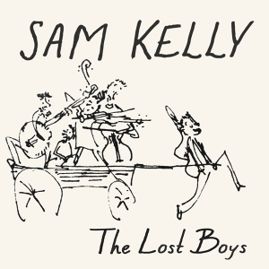 "Cover of ""The Lost Boys"" by Sam Kelly"