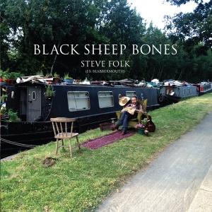 "Cover of Steve Folk's ""Black Sheep Bones"" CD"