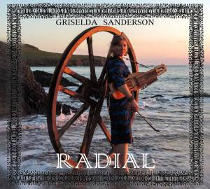 "Cover of ""Radial"" by Griselda Sanderson"