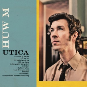 Cover of Utica by Huw M