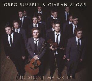 Cover of Greg Russell & Ciaran Algar 'The Silent Majority'
