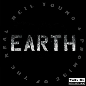 Cover of Neil Young EARTH